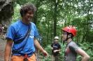 07.31 Klettern im Felsen
